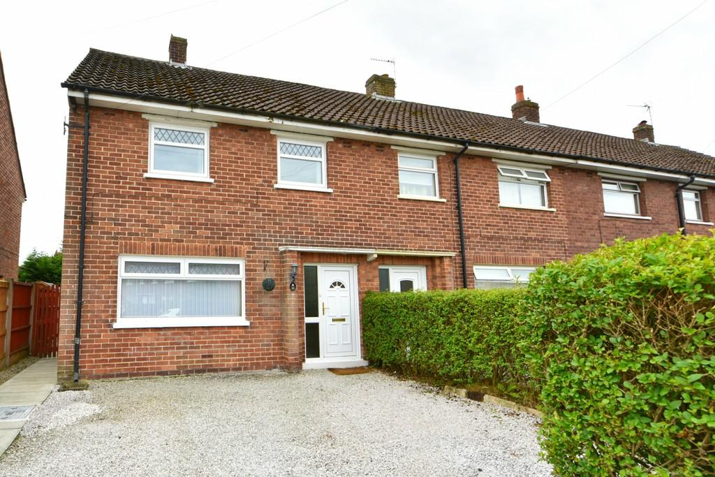 3 Bedrooms End Of Terrace House for sale in Sephton Drive, Ormskirk