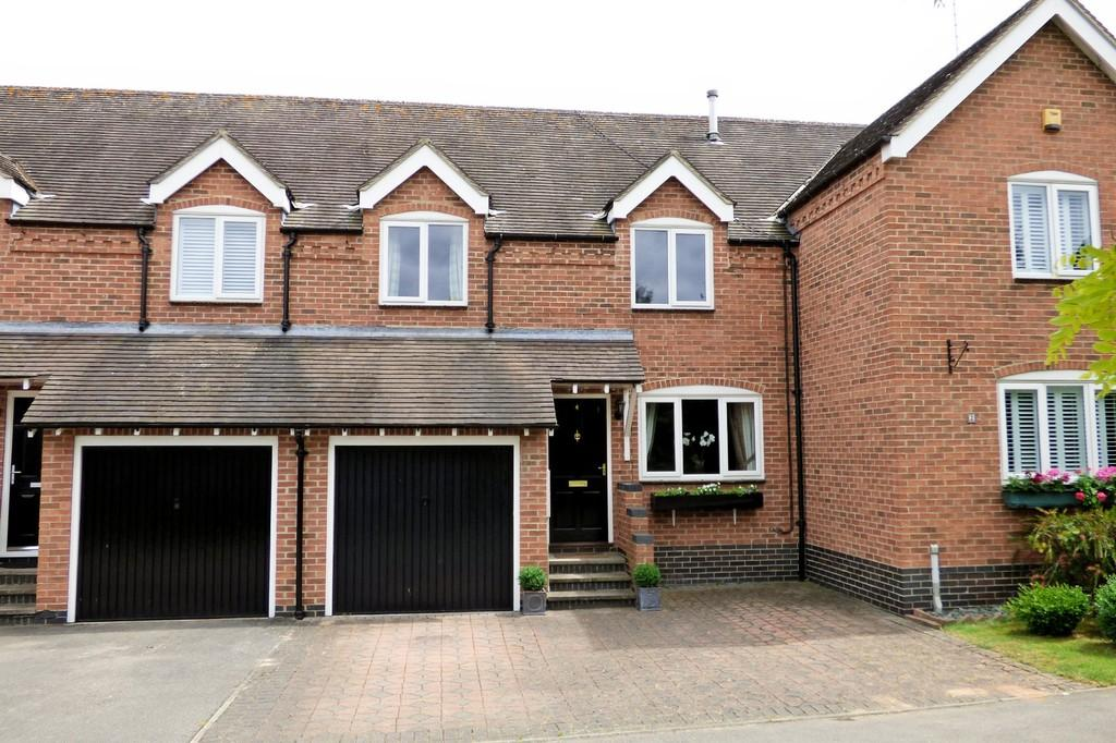 3 Bedrooms Mews House for sale in Blacksmiths Lane, Newton Solney
