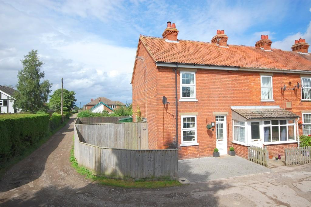 2 Bedrooms End Of Terrace House for sale in Humberstone Villas, North Somercotes