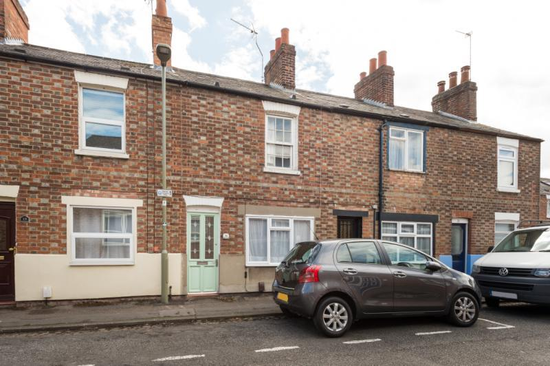2 Bedrooms Terraced House for sale in Jericho Street, Oxford