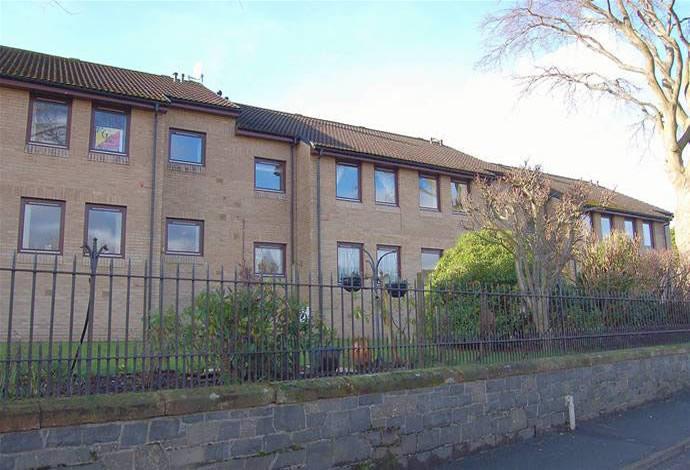1 Bedroom Flat for sale in 9 Rose Park, Peebles, EH45 8HP