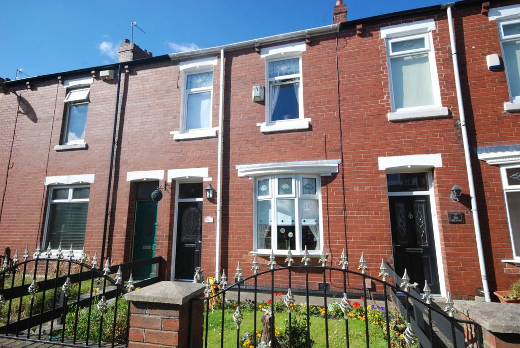 3 Bedrooms Terraced House for sale in Rede Avenue, Hebburn
