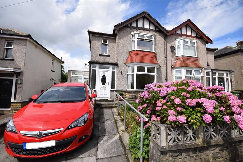3 Bedrooms Semi Detached House for sale in Lancaster Gate, Nelson, Lancashire