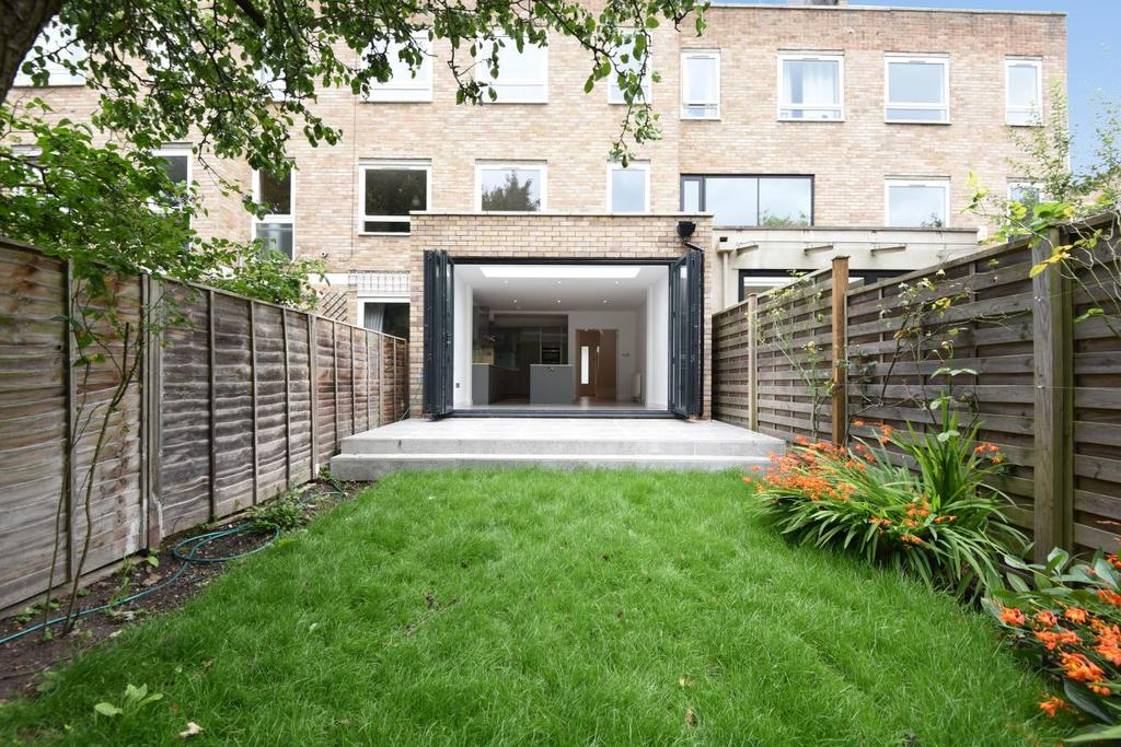4 Bedrooms Terraced House for sale in Howards Lane, Putney