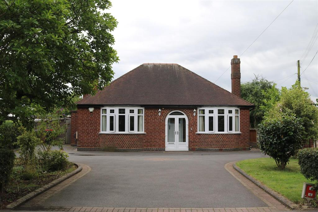 2 Bedrooms Bungalow for sale in Trinity Road, Kingsbury, Tamworth
