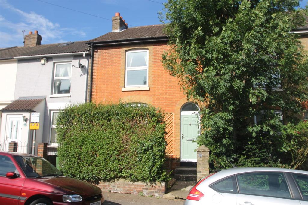 2 Bedrooms Terraced House for sale in Kingsley Road, Maidstone