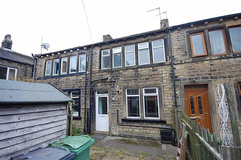 1 Bedroom Terraced House for sale in Ridings Lane, Golcar, Huddersfield, HD7