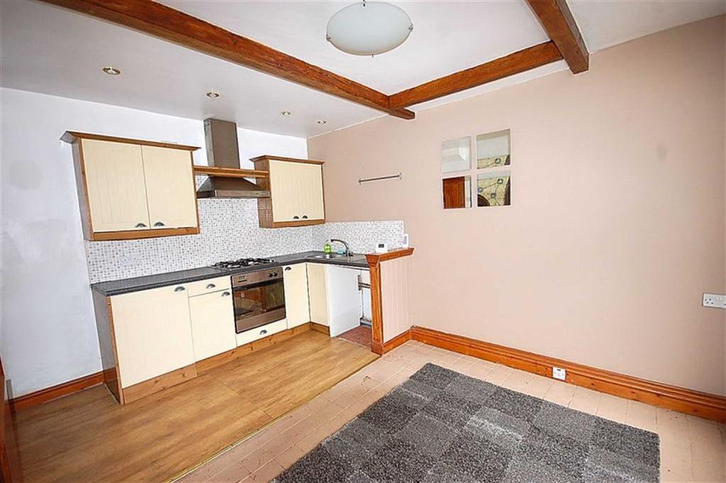 1 Bedroom Terraced House for sale in Ridings Lane, Golcar, Huddersfield, HD7