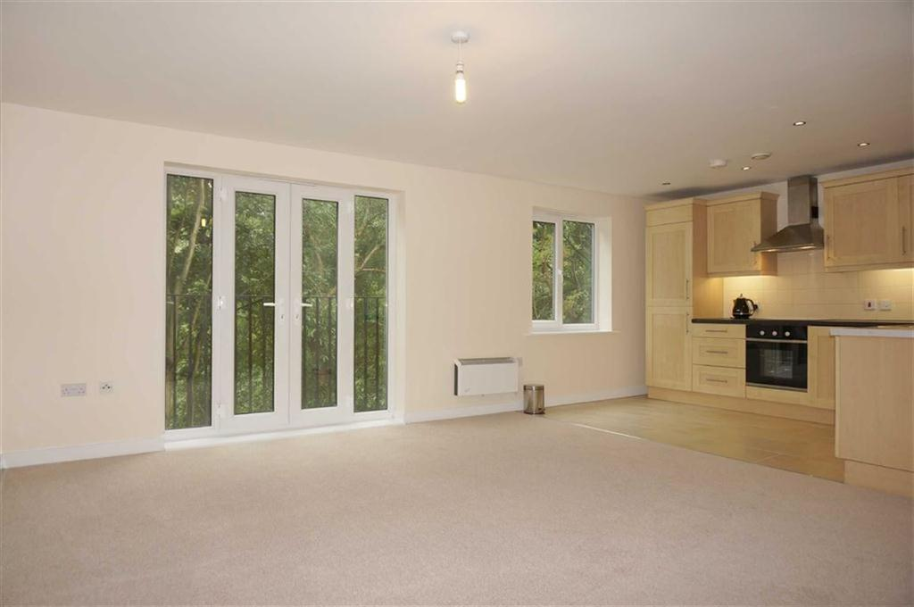 2 Bedrooms Apartment Flat for sale in Heathcote House, Tapton Lock Hill, Chesterfield, S41