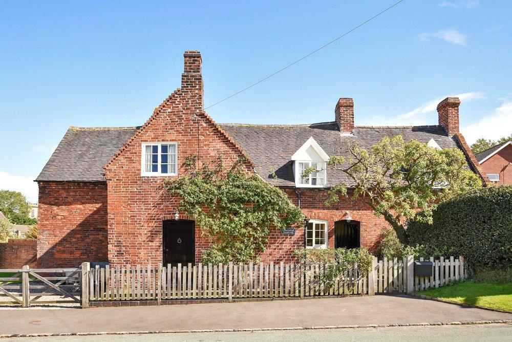 4 Bedrooms Detached House for sale in Abbots Bromley, Rugeley, Staffordshire