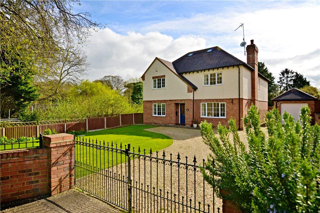5 Bedrooms Detached House for sale in Towcester Road, Blisworth, Northamptonshire