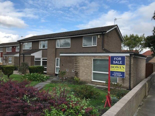 3 Bedrooms Semi Detached House for sale in LOYALTY ROAD, STOCKTON ROAD, HARTLEPOOL