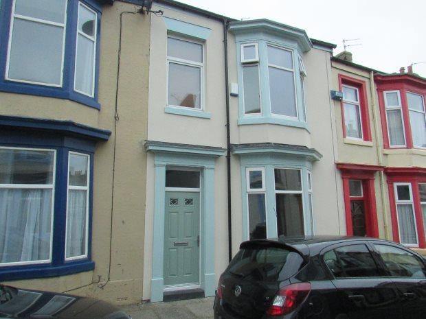 3 Bedrooms Terraced House for sale in ROWELL STREET, HEADLAND, HARTLEPOOL