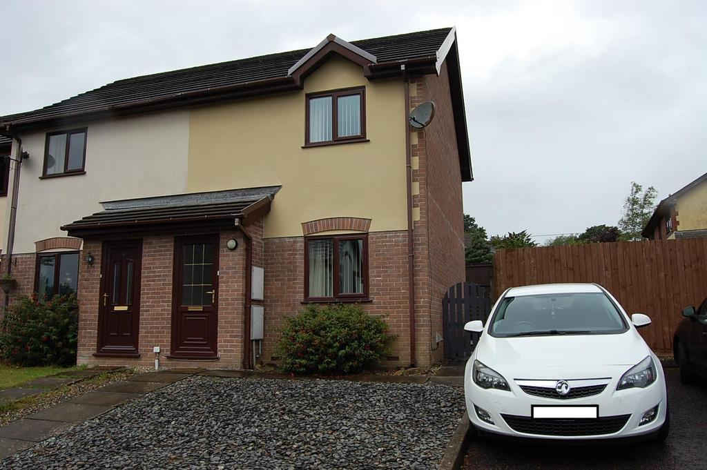 2 Bedrooms Terraced House for sale in Nant Arw, Capel Hendre, Ammanford