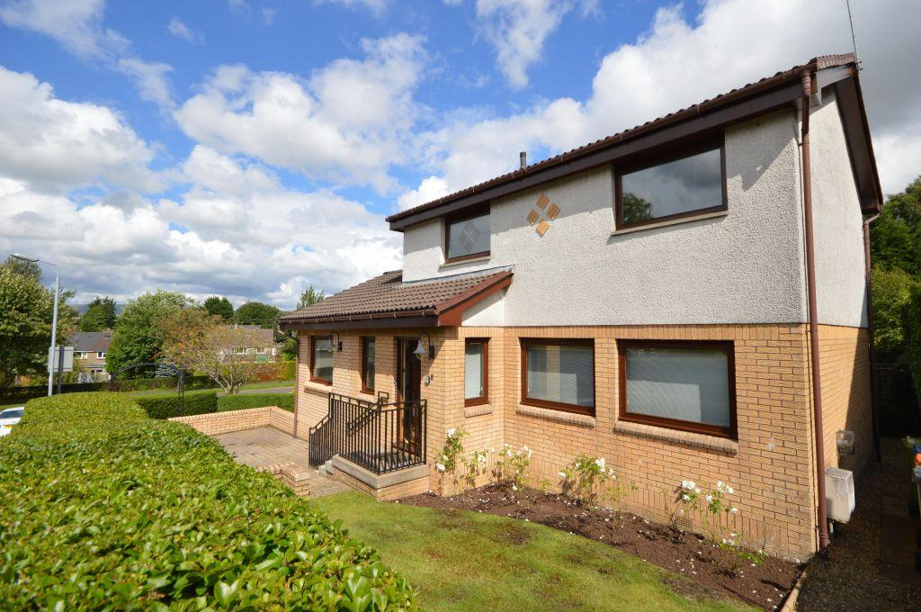4 Bedrooms Detached Villa House for sale in 8 Gleneagles Drive, Bishopbriggs, Glasgow, G64 3ED