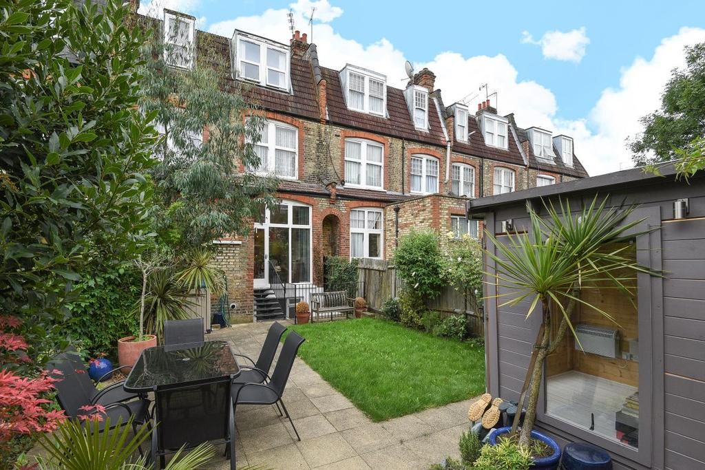 2 Bedrooms Flat for sale in Fairfield Road, Crouch End