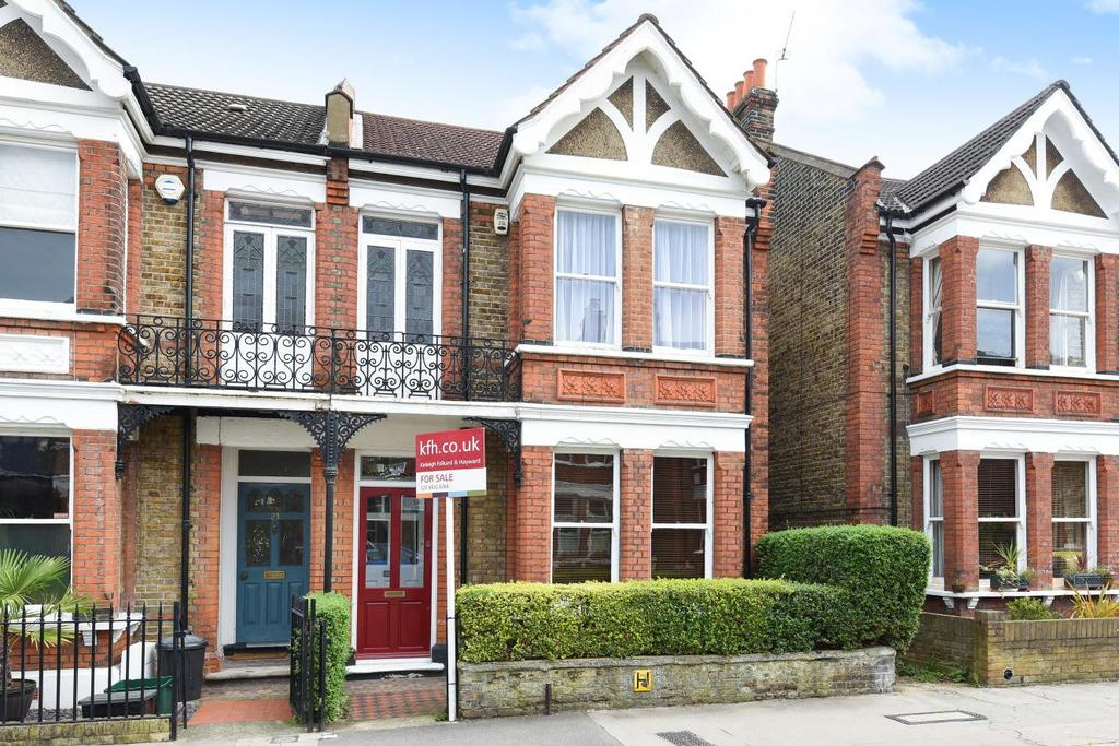 3 Bedrooms End Of Terrace House for sale in Kendall Road, Beckenham