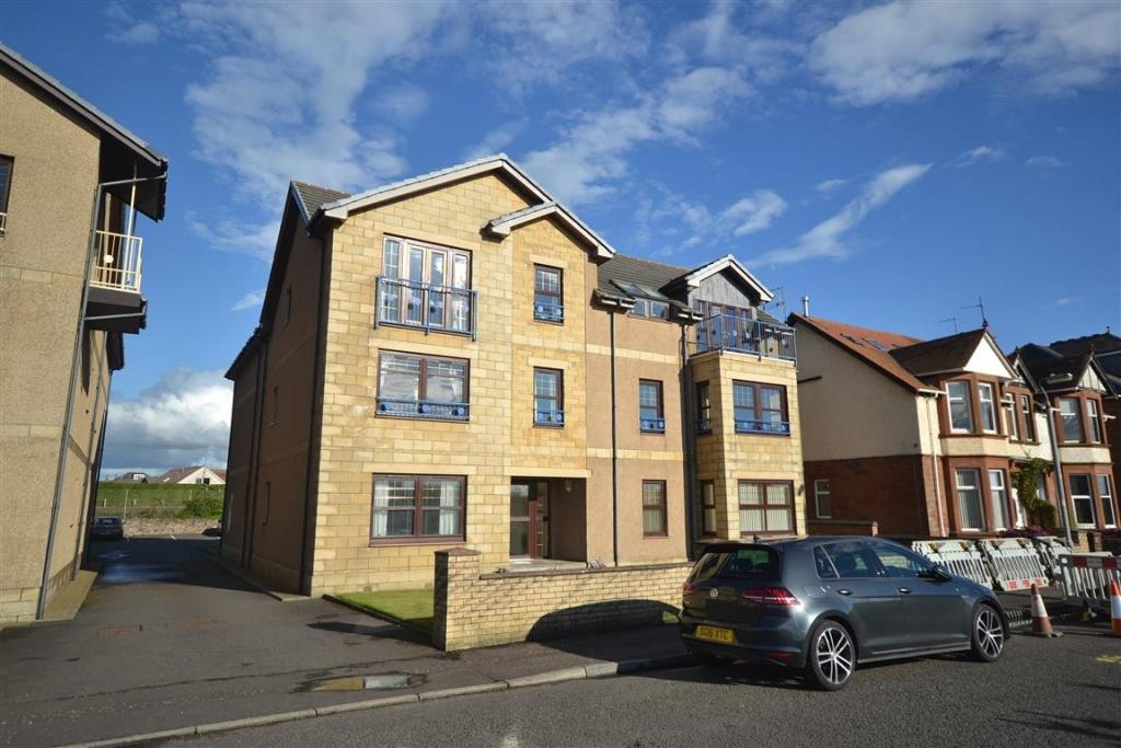 2 Bedrooms Apartment Flat for sale in 33F St Ninians Road, Prestwick, KA9 1SL
