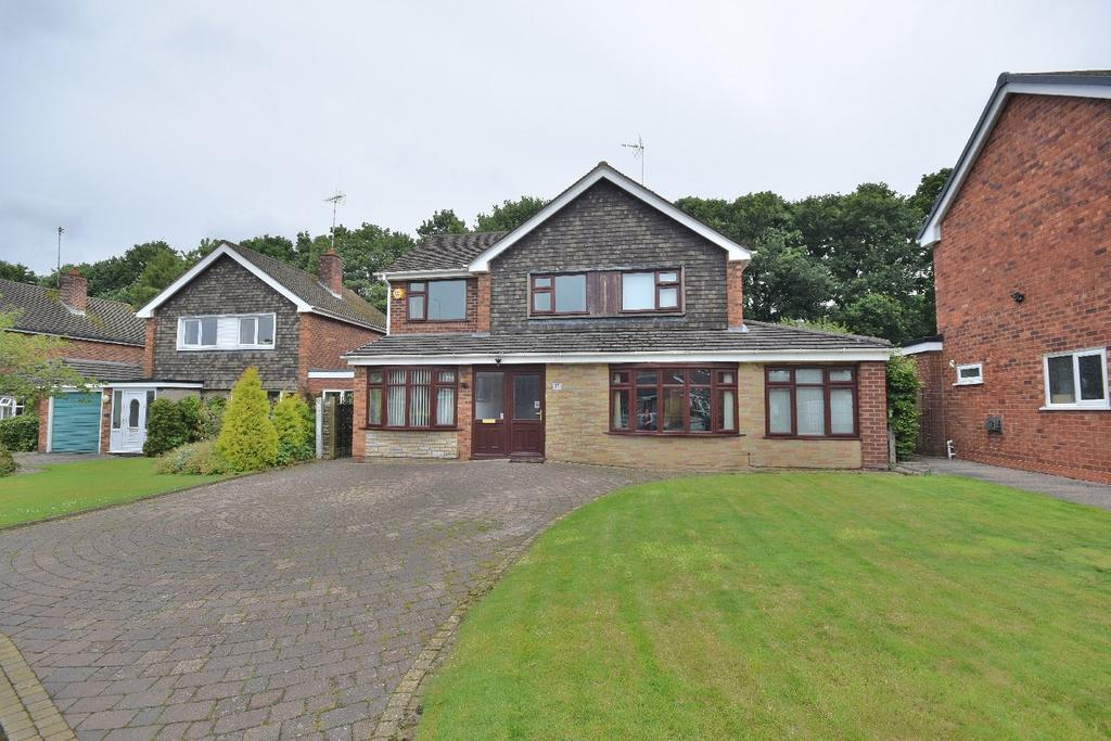 5 Bedrooms Detached House for sale in Beech Crescent, Poynton