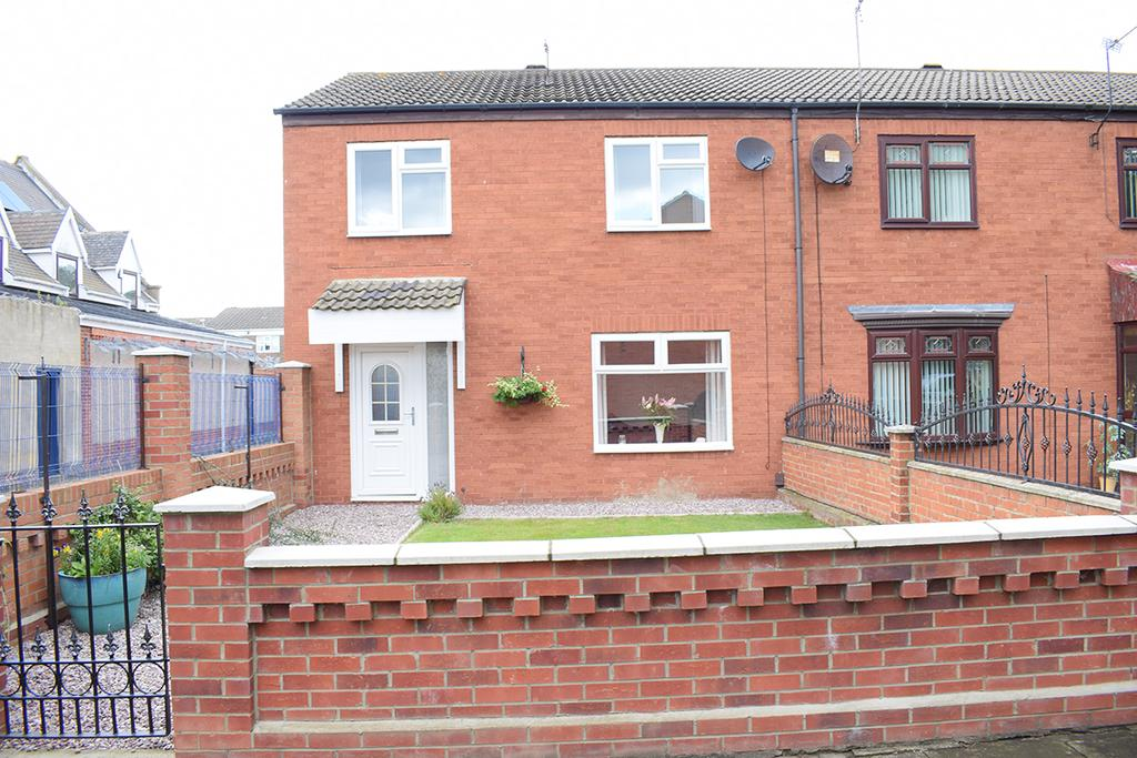 3 Bedrooms Semi Detached House for sale in Oxford Street, Hartlepool TS25