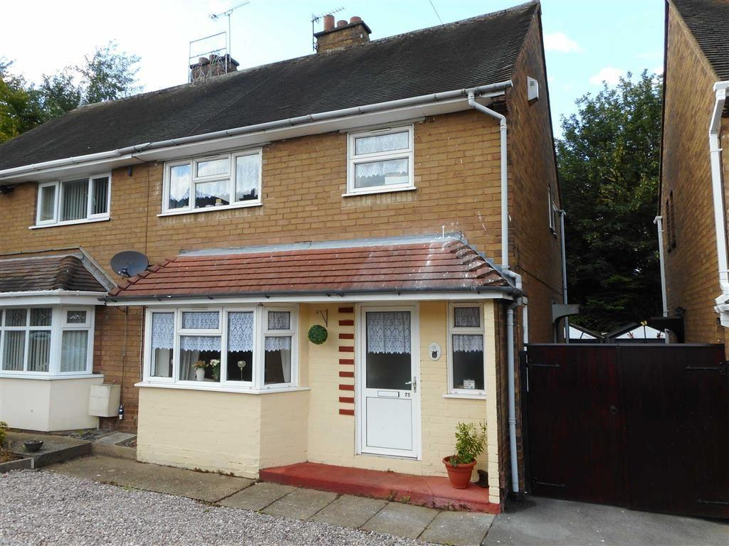 3 Bedrooms Semi Detached House for sale in Lancaster Place, Bloxwich, Walsall