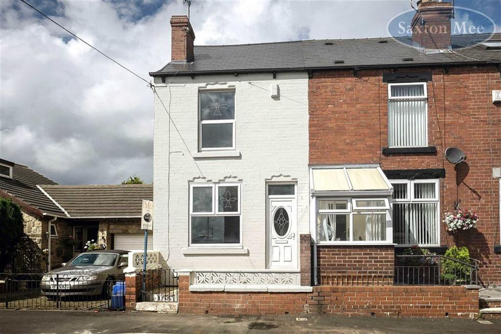 3 Bedrooms End Of Terrace House for sale in Carrville Road West, Wadsley Bridge, Sheffield, S6