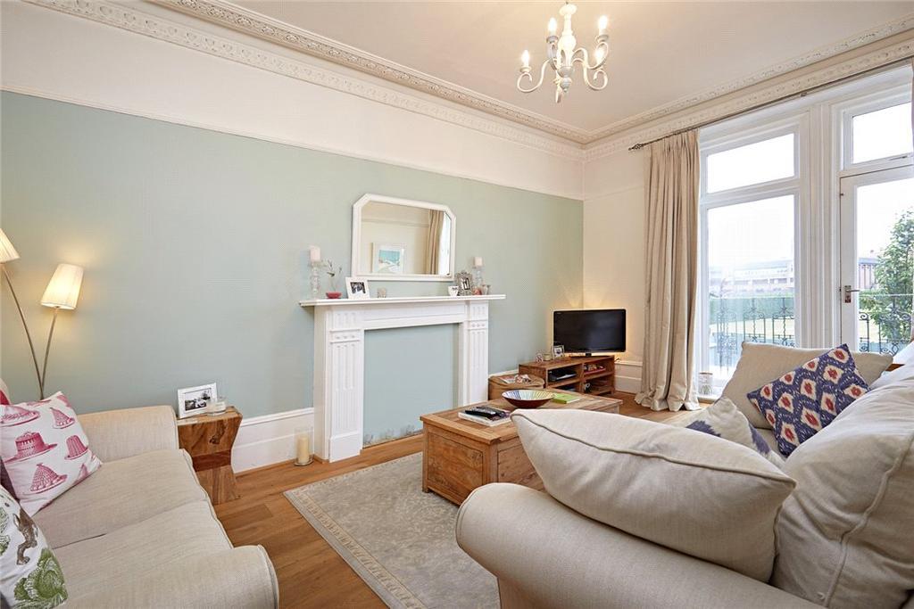 1 Bedroom Flat for sale in Gledstanes Road, London, W14
