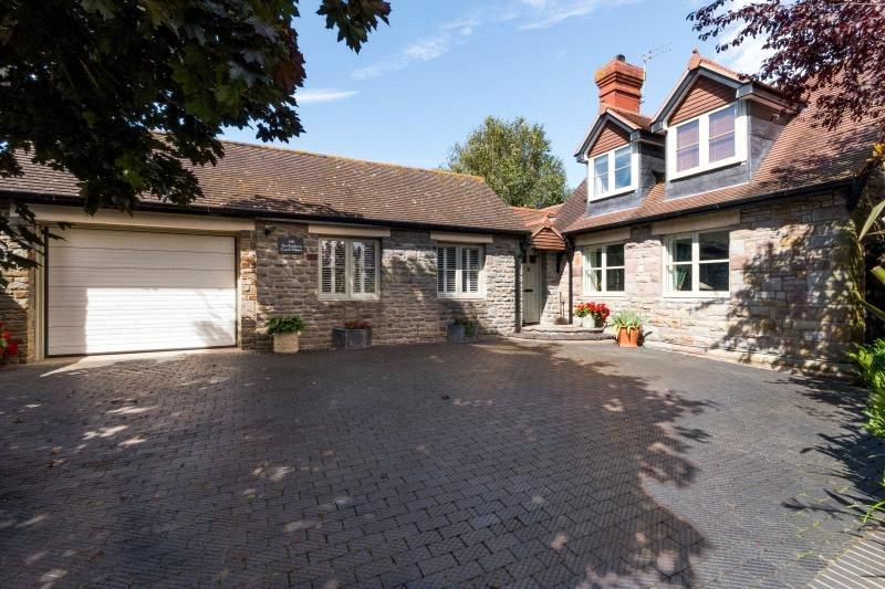 2 Bedrooms Detached House for sale in Clevedon Road, Tickenham, Clevedon, BS21