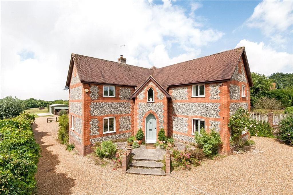 5 Bedrooms Detached House for sale in Goatacre Road, Medstead, Alton, Hampshire, GU34