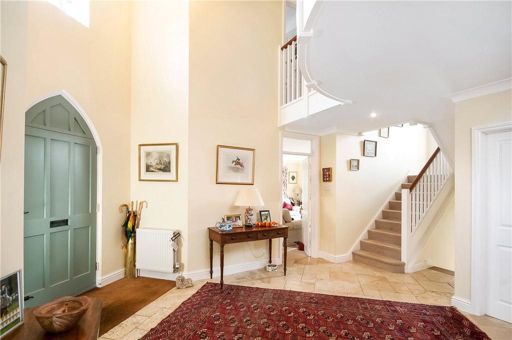 5 Bedrooms Detached House for sale in Goatacre Road, Medstead, Alton, Hampshire, GU34