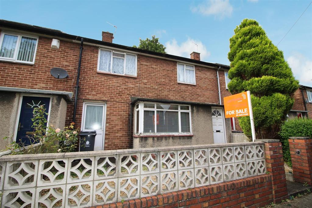 3 Bedrooms Terraced House for sale in Redesdale Grove, North Shields