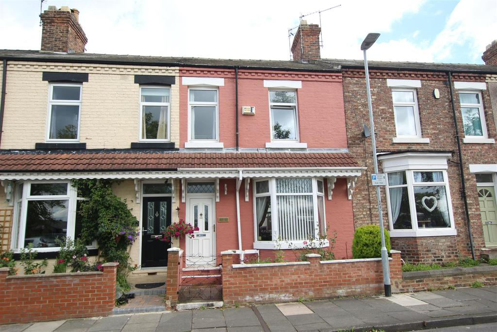 3 Bedrooms Terraced House for sale in Waverley Terrace, Darlington