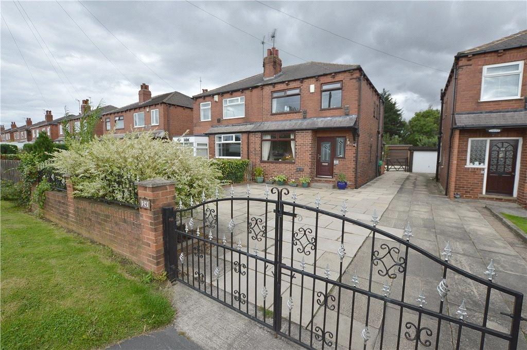 3 Bedrooms Semi Detached House for sale in Coal Road, Leeds, West Yorkshire