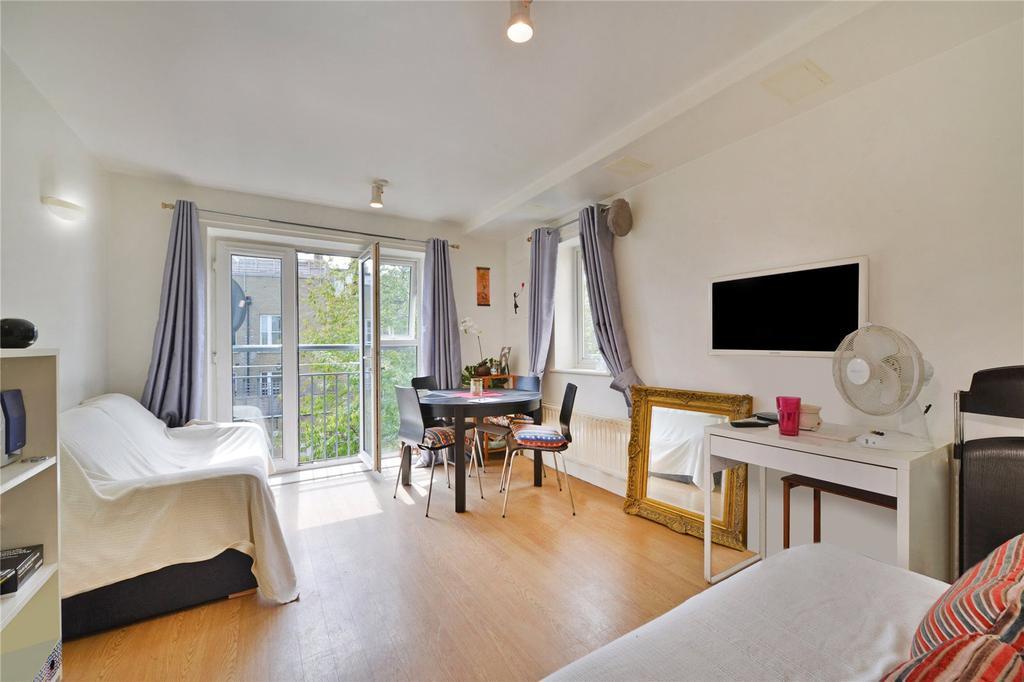 1 Bedroom Flat for sale in Mildmay Park, Islington, London