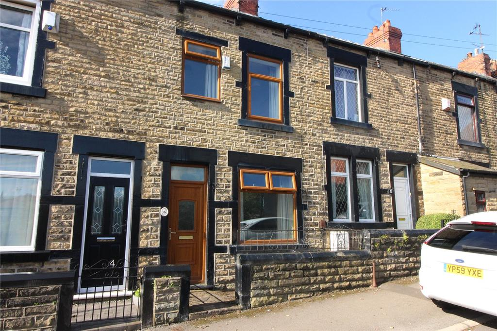 2 Bedrooms Terraced House for sale in Grasmere Road, Barnsley, South Yorkshire, S71