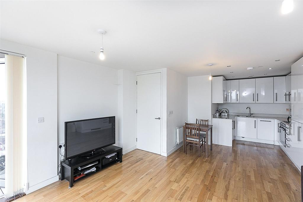 1 Bedroom Apartment Flat for sale in Elizabeth House, 341 High Road, Wembley, HA9