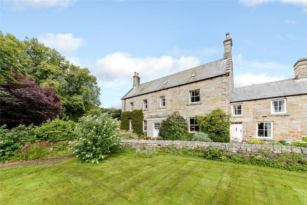 6 Bedrooms Terraced House for sale in Cambo, Morpeth, Northumberland