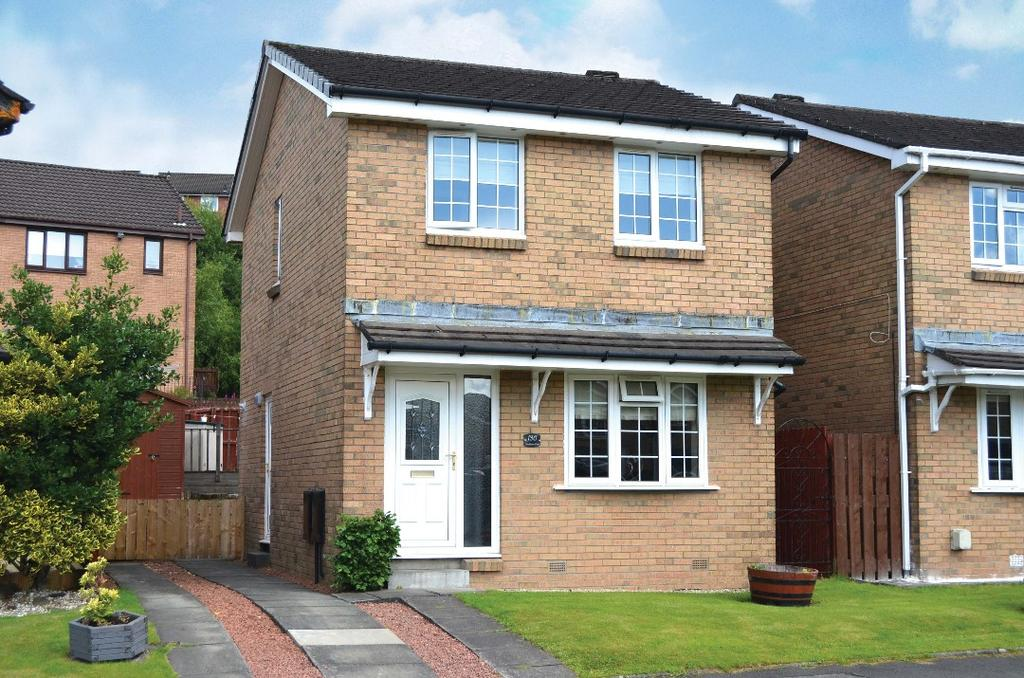 3 Bedrooms Detached House for sale in Strathleven Drive, Alexandria, Alexandria, G83 9PQ