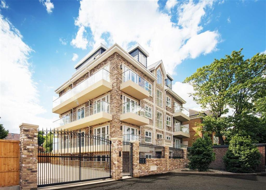 3 Bedrooms Apartment Flat for sale in Jasmine Court, Freshfield Drive, Southgate, London