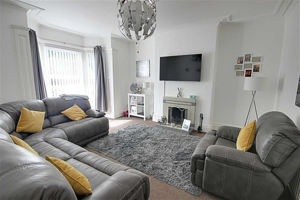 2 Bedrooms Flat for sale in Egerton Road, South Shields, Tyne And Wear