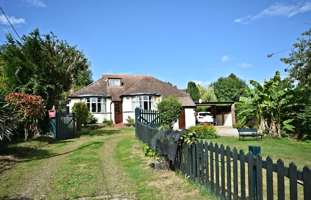 3 Bedrooms Detached Bungalow for sale in Kent Stree,t Sedlescombe