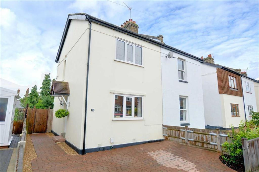 2 Bedrooms Semi Detached House for sale in Wellington Road, Bromley, Kent