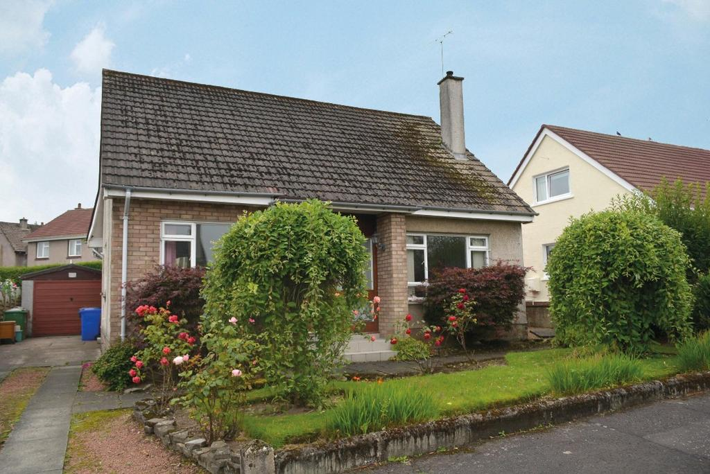 3 Bedrooms Detached Bungalow for sale in Carron Place, Stirling, Stirling, FK7 0PN