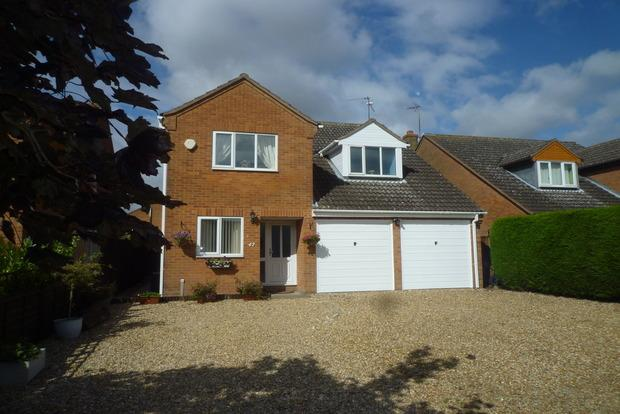 4 Bedrooms Detached House for sale in Murrow Bank, Murrow, Wisbech, PE13
