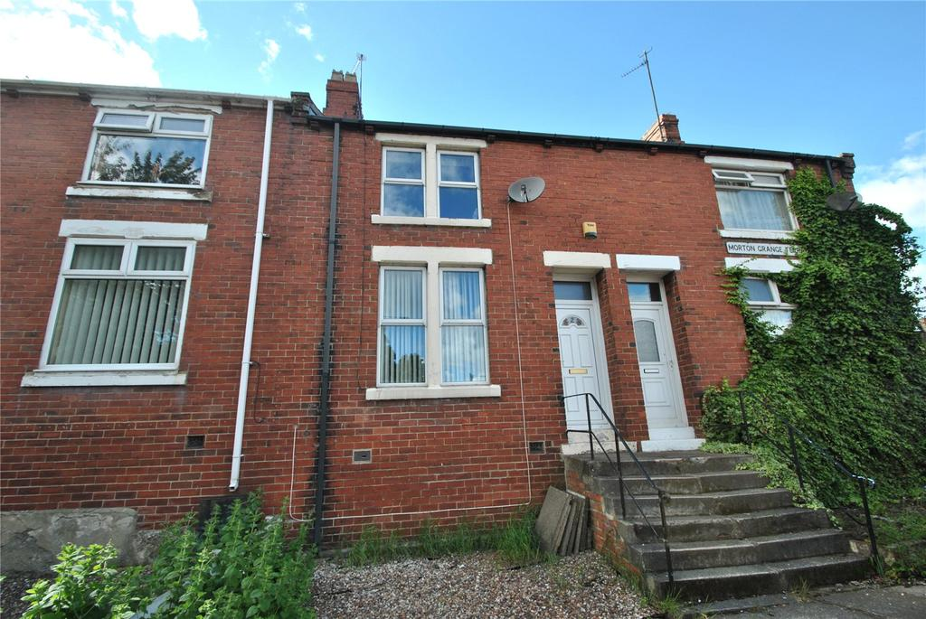 2 Bedrooms Terraced House for sale in Morton Grange Terrace, Fencehouses, Houghton le Spring, DH4