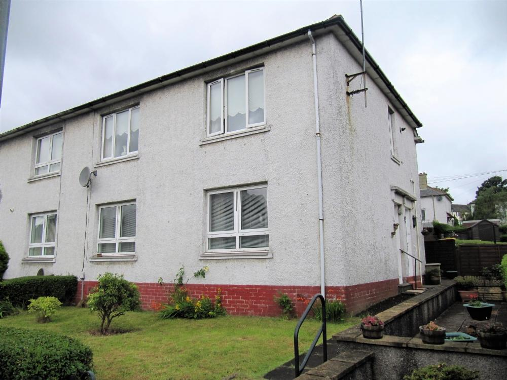 1 Bedroom Flat for sale in 193 Duntocher Road, Clydebank, G81 3NE