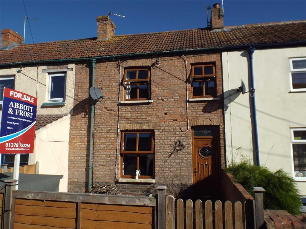 3 Bedrooms Cottage House for sale in Victoria Place, Highbridge