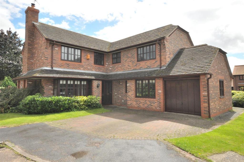 5 Bedrooms Detached House for sale in Farm Close, East Bridgford, Nottingham