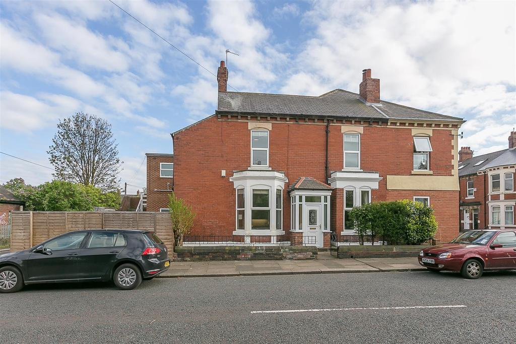 2 Bedrooms End Of Terrace House for sale in Trewhitt Road, Heaton, Newcastle upon Tyne