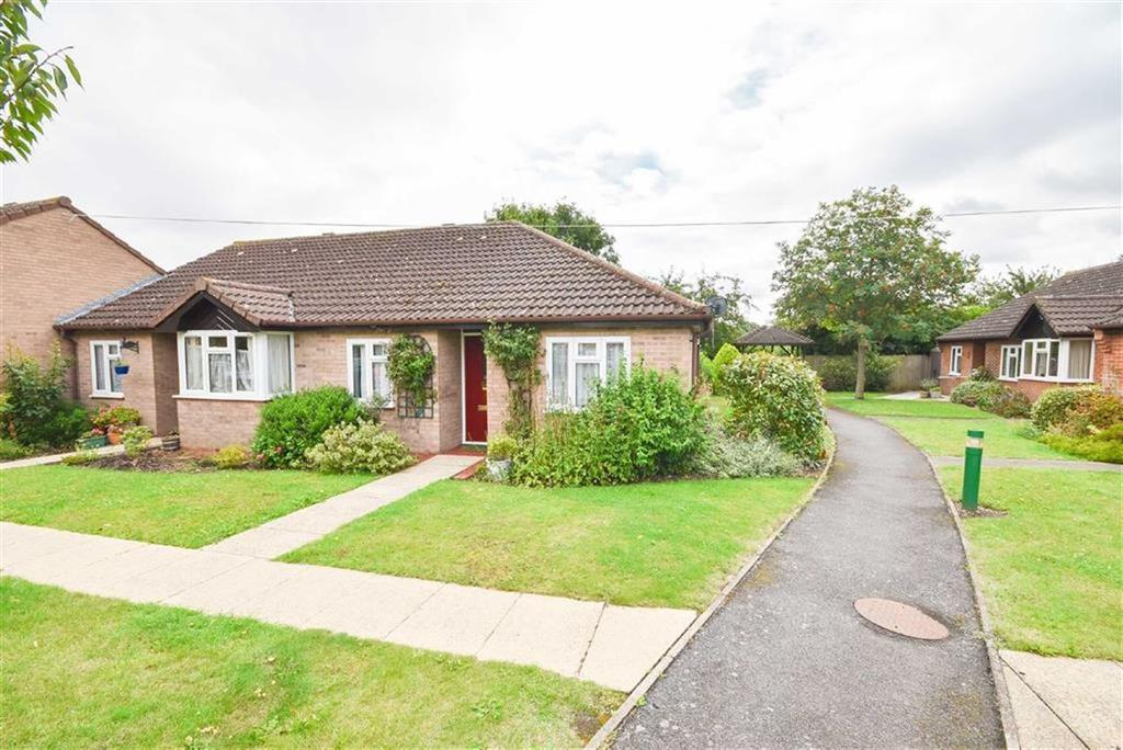 2 Bedrooms Semi Detached Bungalow for sale in Gardens Court, West Bridgford